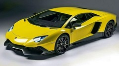 Lamborghini Aventador LP720-4 Anniversario 2013 : premières photos