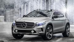 Mercedes GLA : le concept-car !