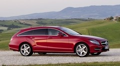 Essai Mercedes Benz CLS350 CDI Shooting Brake