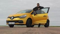 Essai Renault Clio 4 RS par Soheil Ayari : « plus une vraie sportive »