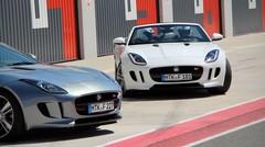 Essai Jaguar F-Type S 3.0 V6 380 chevaux sur circuit