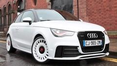Essai Audi A1 Quattro : que du bonheur !