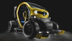 Renault Twizy F1 : L'union des contraires