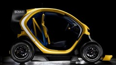 Twizy Renault Sport F1 : boosté au KERS