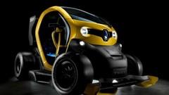 Twizy Renault Sport F1 : les photos du concept survitaminé