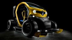 Twizy Renault Sport F1 : toutes les photos