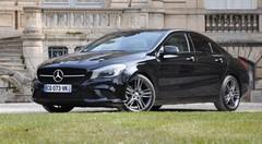 Essai Mercedes CLA : une malle pour un bien ?