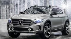 Mercedes dévoile son petit 4 x 4 GLA