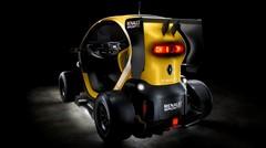 Twizy Renault Sport F1 : le Twizy de Räikkonen