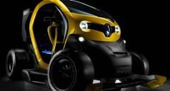 Renault Twizy RS F1 : vélociraptor* électrique