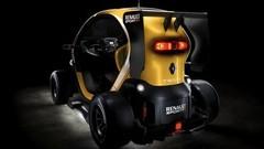 Twizy Renault Sport F1 Concept : De l'électricité sur la piste
