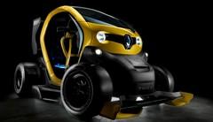 Twizy Renault Sport F1 Concept : prêt pour le circuit
