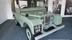A 65 ans, le Land Rover ne prend pas sa retraite