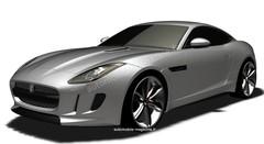 Jaguar F-Type Coupé : Fidèle au concept