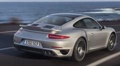 Nouvelles Porsche 911 Turbo et Turbo S