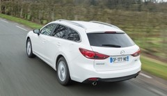 Essai Mazda 6 break : que reste t-il à la berline ?