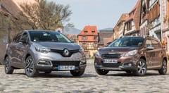 Essai : Peugeot 2008 affronte le Renault Captur !