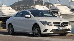 Essai Mercedes CLA
