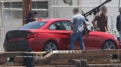 BMW Série 2 : les premières photos sans camouflage
