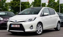 Toyota Yaris « made in France » vers l'Amérique