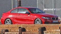 BMW Série 2, premières photos sans camouflage !