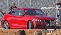 Les premières images de la BMW M235i