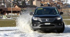 Essai Honda CR-V : Sports divers