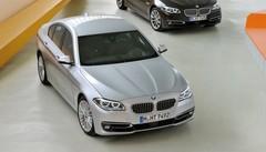 BMW Série 5 restylée : un soupçon d'esthétique et un peu de technique