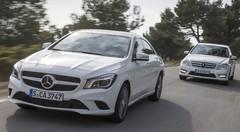 Essai Mercedes CLA 220 CDI 7G-DCT vs Mercedes C 220 CDI BVA : Diva contre cacique