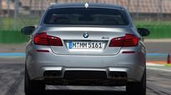 BMW M5 et M6 pack compétition : plus de puissance