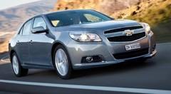 Essai Chevrolet Malibu : la loi des séries