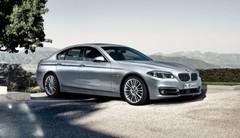 Discret restylage pour la BMW Série 5