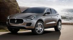 SUV Maserati : il sera produit en Italie et reprendra la plateforme du Jeep Grand Cherokee
