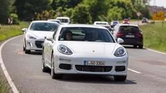La Porsche Panamera S E-Hybrid affiche une consommation réelle de 4,4 l/100 km