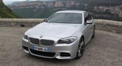 Essai BMW M550d : le diesel en tenue de sport