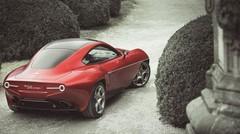 L'Alfa Disco Volante fait un détour par la Villa d'Este