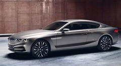 BMW Pininfarina Gran Lusso Coupé : das dolce Leben