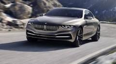 BMW Gran Lusso Coupé : la série 8 vue par Pininfarina