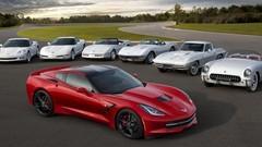Chevrolet dévoile la fiche technique de la Corvette Stingray