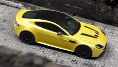 Aston Martin V12 Vantage S : nouveau sommet