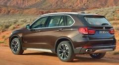 BMW sort sa nouvelle X5 : Le 30 mai 2013