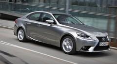 Essai de la nouvelle Lexus IS 300h