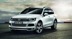 """Série spéciale Volkswagen Touareg """"R-Exclusive"""""""