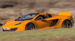 Essai McLaren 12C & 12C Spider : honneur à la F1