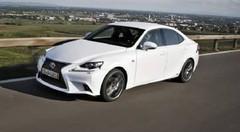Essai Lexus IS 300h : l'adieu au diesel