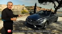 Emission Turbo : Mercedes Classe E Cab, C4 Picasso, i30, Auris