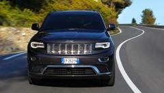 Essai du Jeep Grand Cherokee restylé