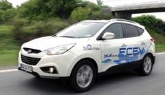 Hyundai livre ses premières voitures à hydrogène en Europe