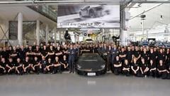 Lamborghini : une étape importante, 2.000 Aventador produites