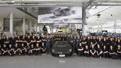 Lamborghini : déjà 2000 Aventador dans la nature